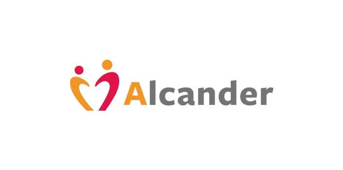 Afbeelding SchuldHulpMaatje Parkstad - Logo partner Alcander